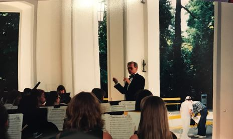 Conducting in Innsbruck #1