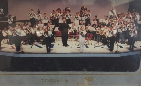 Conducting in Maastricht